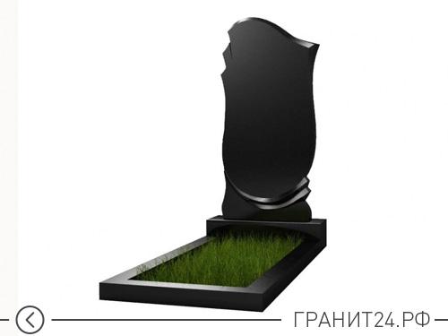 Памятник парный правый фигурный