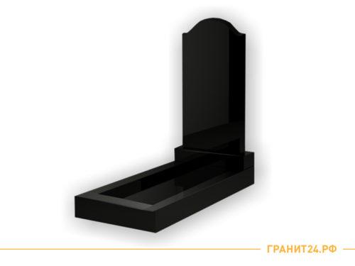 Памятник фигурный ЭКОНОМ из гранита №2