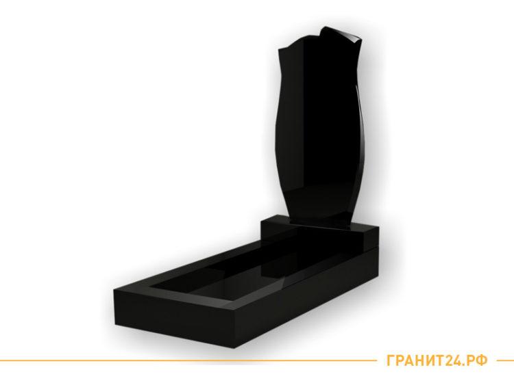 Памятник №14 овальной формы
